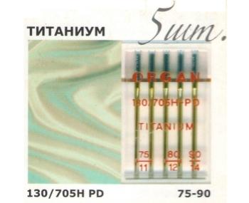 Иглы для швейных машин ORGAN Titanium фото
