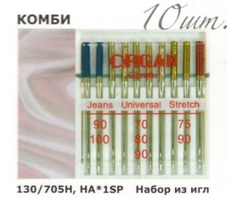 Иглы для швейных машин ORGAN COMBI фото