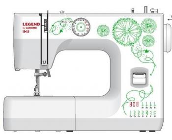 Швейная машина Janome Legend LE-15 фото