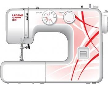Швейная машина Janome Legend LE-20 фото