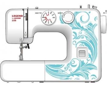 Швейная машина Janome Legend LE-25 фото