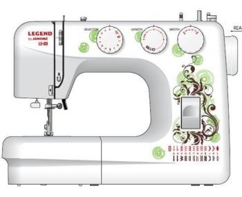 Швейная машина Janome Legend LE-30 фото