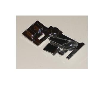 Лапка Janome для пришивания косой бейки артикул J200-313-005 Binder foot фото