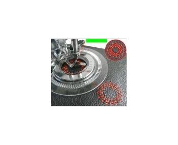 Лапка Janome для шитья по кругу(для создания узоров)  фото