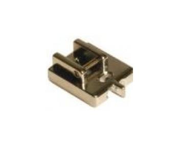 Лапка Janome для пришивания потайной молнии с горизонтальным челноком артикул J200-333-001 Zipper foot фото