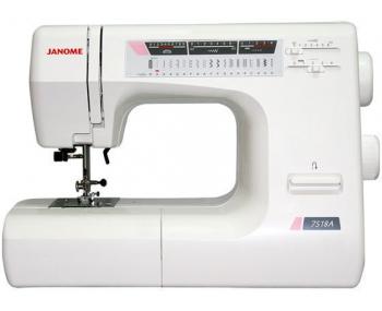 Швейная машина Janome 7518A фото