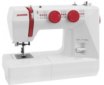 Швейная машина Janome Tip 718s фото