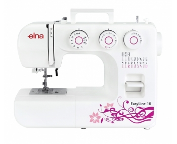 Швейная машина Elna EasyLine 16 фото