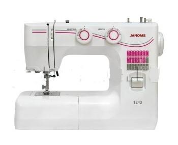 Швейная машина Janome 1243 фото