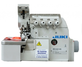 Оверлок промышленный Juki MO-6514S-BE6-34K/G43 фото