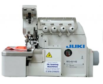 Оверлок промышленный Juki MO-6514S-BE6-40K+сервомотор фото