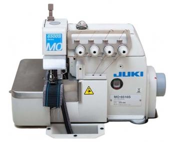 Оверлок промышленный Juki MO-6516S-DF6-40K+сервомотор фото