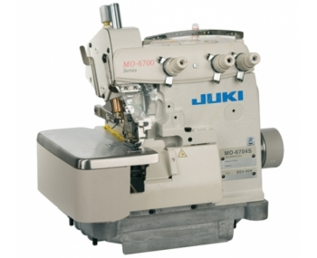 Оверлок промышленный Juki MO-6704 SOF-650H+сервомотор фото