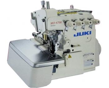 Оверлок промышленный Juki MO-6716S-DE6-40H+сервомотор фото