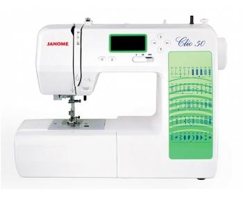 Швейная машина Janome Clio 50 фото