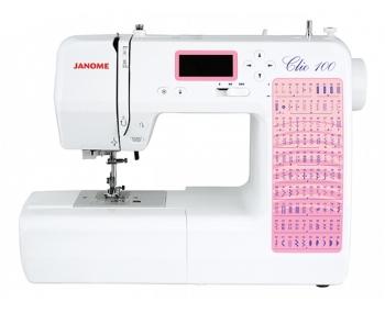 Швейная машина Janome Clio 100 фото