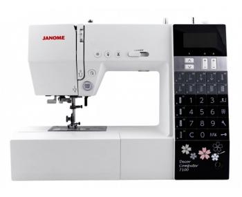 Швейная машина Janome 7100 фото