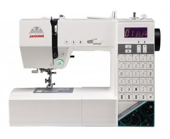 Швейная машина Janome Jubilee 60809 фото
