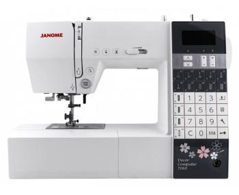 Швейная машина Janome Decor Computer 7060 фото