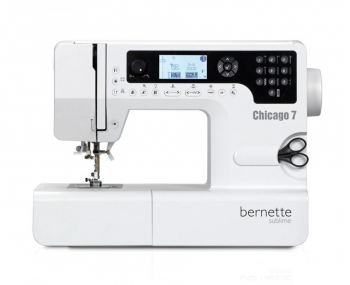 Швейно-вышивальная машина Bernette Chikago 7 фото