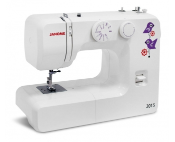 Швейная машина Janome 2015 фото