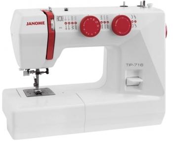 Швейная машина Janome Tip 716 фото