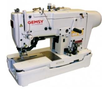 Петельный автомат Gemsy GEM-781 фото