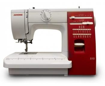 Швейная машина Janome 515 фото