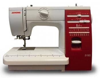 Швейная машина Janome 519 фото