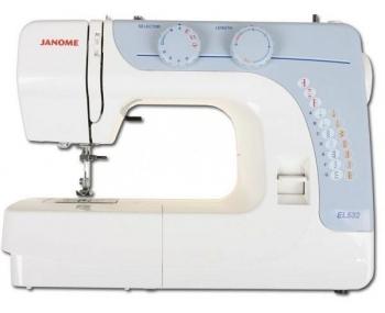 Швейная машина Janome EL-532 фото