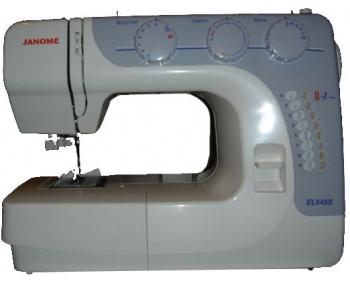 Швейная машина Janome EL-545S фото