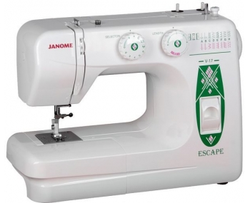 Швейная машина Janome Escape V-17 фото