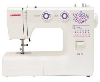 Швейная машина Janome PS-25 фото