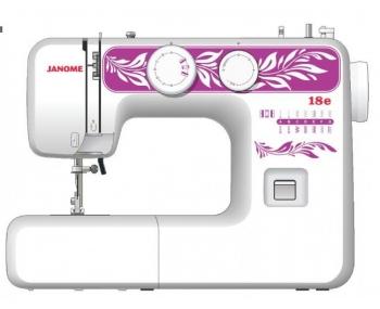 Швейная машина Janome 18e фото