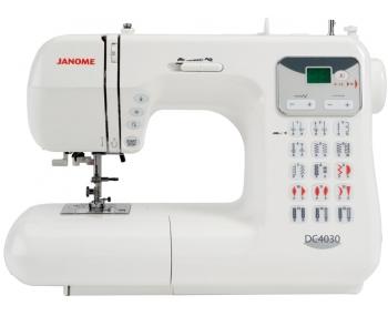 Швейная машина Janome Decor Computer 4030 (DC 4030) фото
