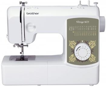 Швейная машина Brother Vitrage M75 фото
