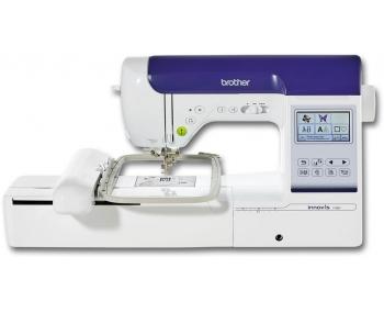 Швейно-вышивальная машина Brother Innov-is F 480 фото