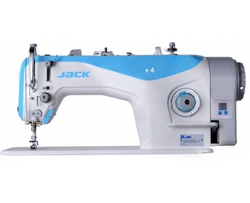 Прямострочная швейная машина Jack JK-F4 с прямым приводом фото
