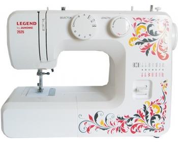Швейная машина Janome Legend 2525 фото