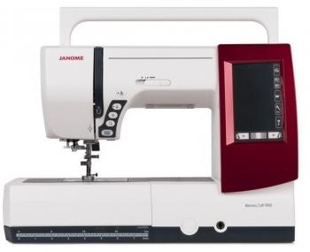 Вышивальная машина Janome Memory Craft 9900 фото