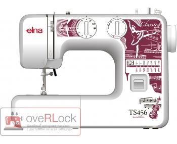 Швейная машина Elna TS456 фото