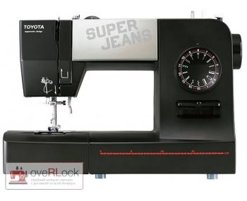 Швейная машина Toyota Super J15 фото