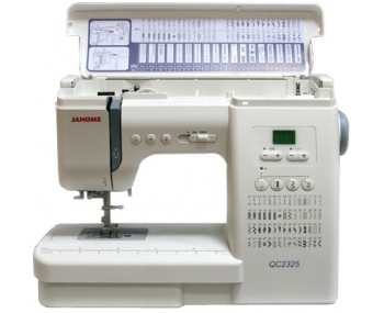 Швейная машина Janome QC 2325 фото
