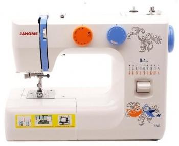 Швейная машина Janome 1620S фото