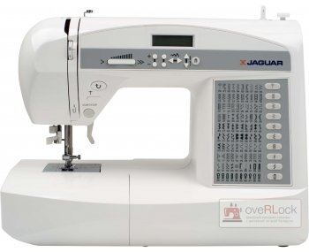 Швейная машина Jaguar 596 фото