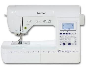 Швейная машина Brother Innov-is F 410 фото