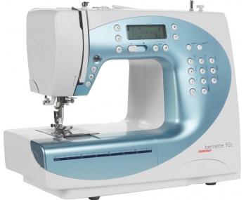 Швейная машина Bernette E 92c фото
