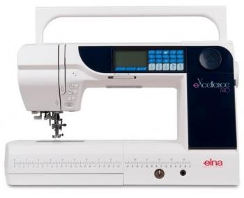Швейная машина Elna eXcellence 740 фото