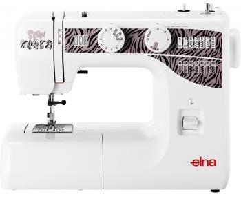 Швейная машина Elna SEW ZEBRA фото