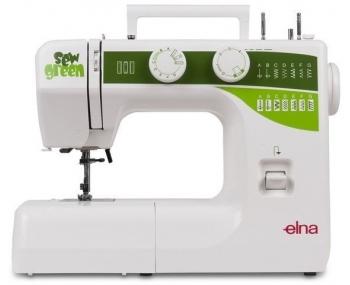 Швейная машина Elna SEW GREEN фото